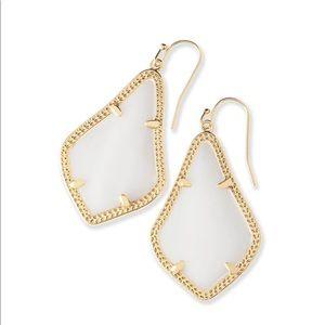 Kendra Scott Alex Gold Drop Earrings